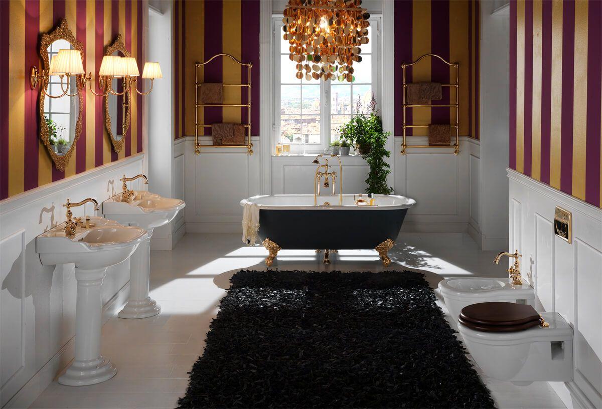 Картинки ванные комнаты красивые
