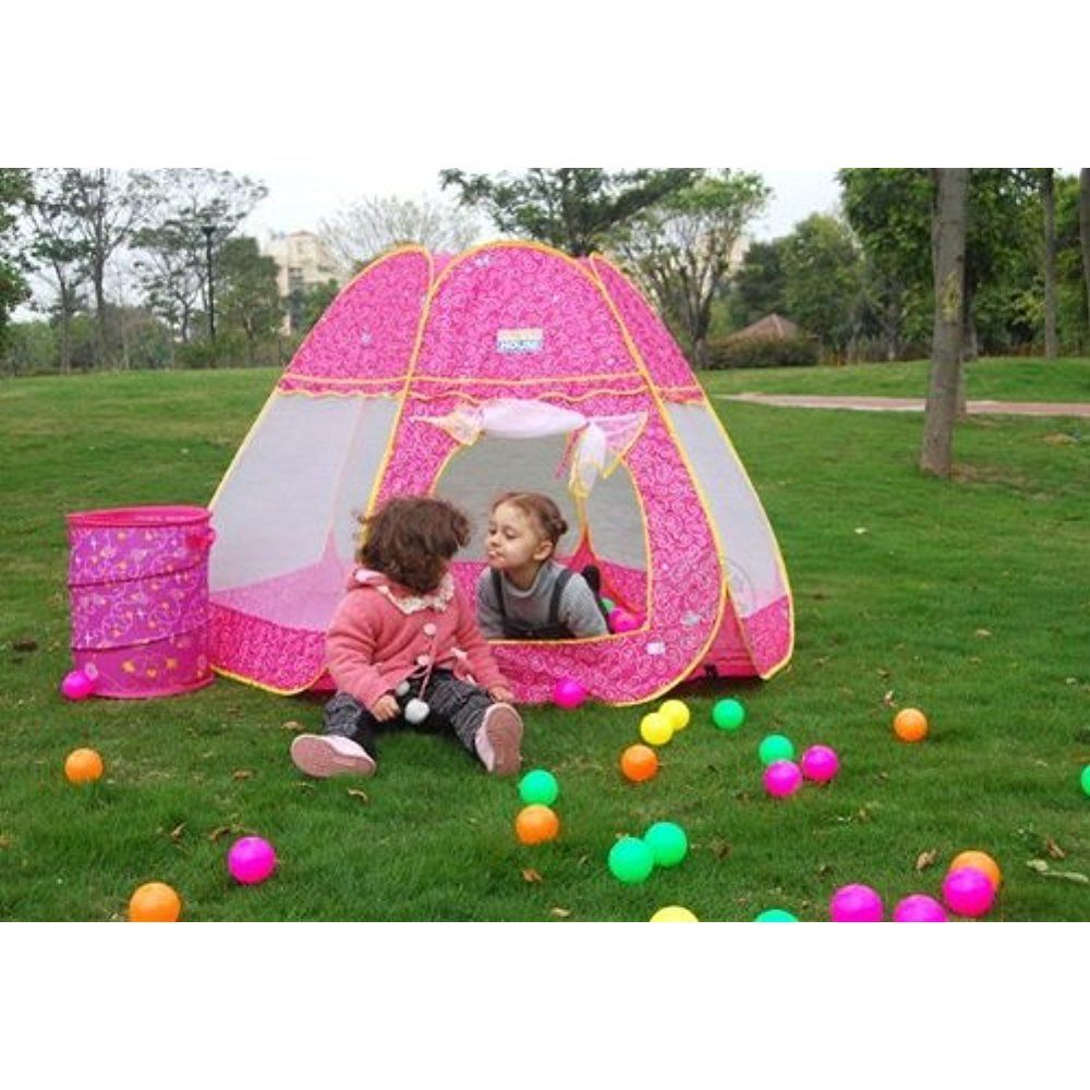 Pop Up Play Tent Set Baby Kids House Large Space Folding Indoor Outdoor Toy Gift  sc 1 st  Pinterest & Pop Up Play Tent Set Baby Kids House Large Space Folding Indoor ...