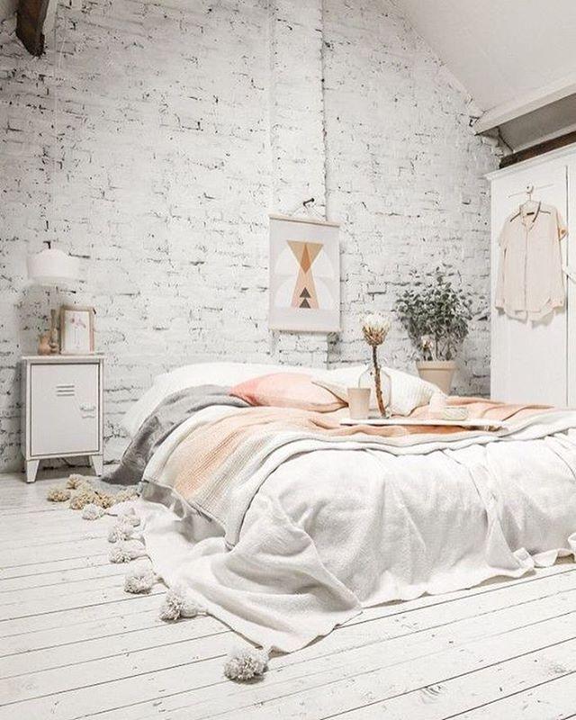 Loft Bedroom Decor Style Bedrooms Apartment White