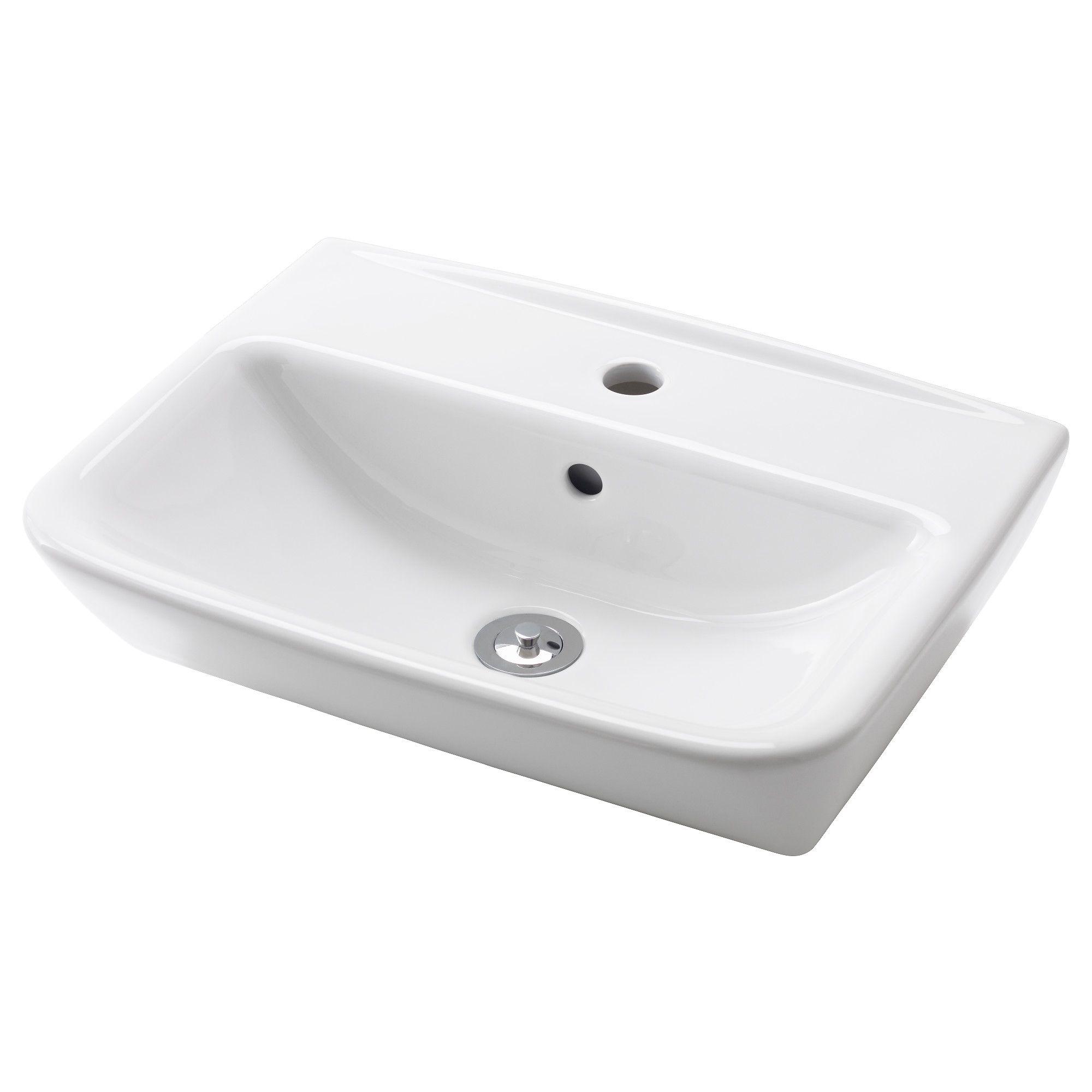 TYNGEN Sink white