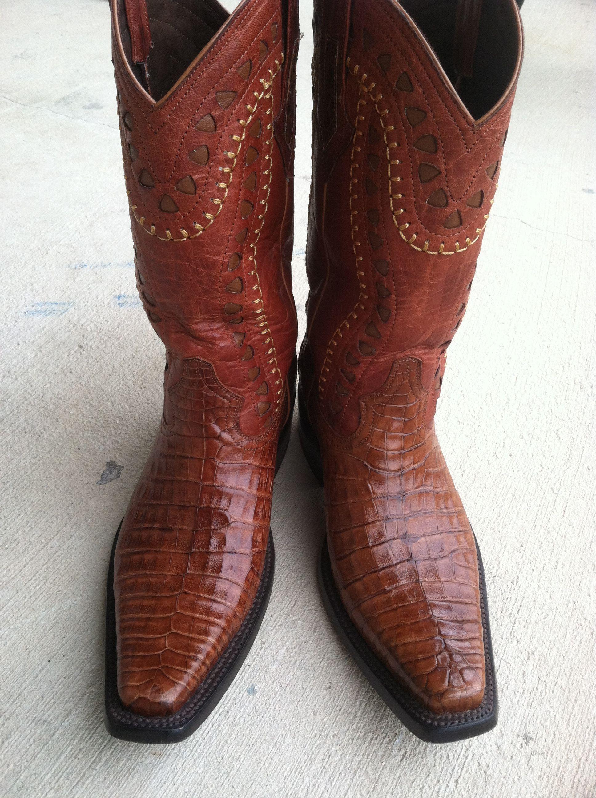 17c3e3dc8b1 Exotic crocodile handcrafted boots western style botas de piel cocodrilo  botas vaqueras jpg 1936x2592 Botas vaqueras
