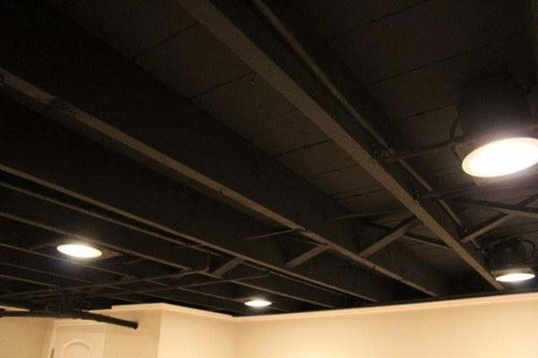 Top 60 Best Basement Lighting Ideas Illuminated Interior Designs Light Fixtures Low Ceilings