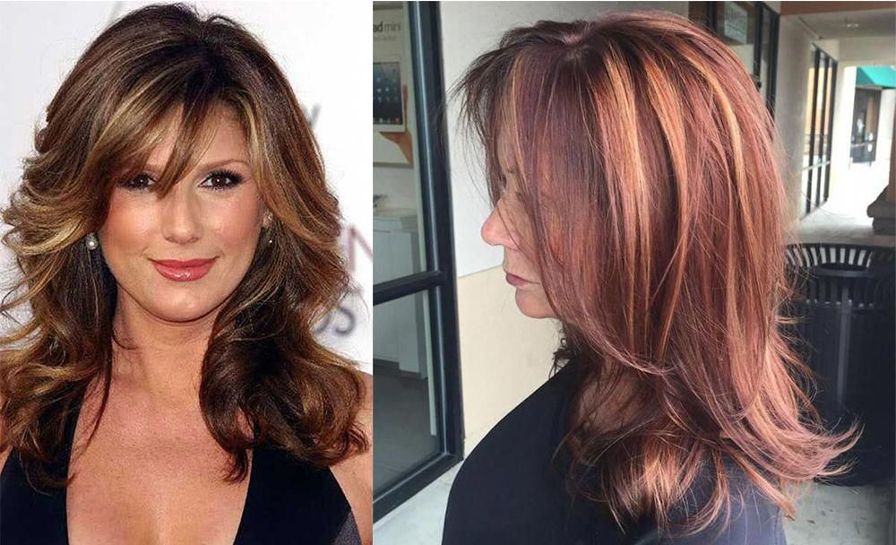 2018 Hair Trends Win Win Hairstyles For Women Over 50 Hairstyles Trends Women Longhairstylesforwomen Long Hair Trends Hair Trends 2018 Hair Trends