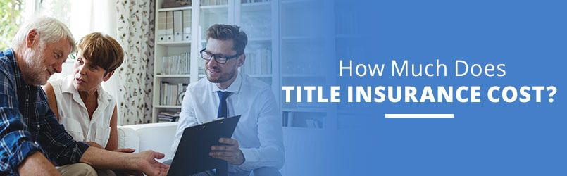 How much does title insurance cost bay national title