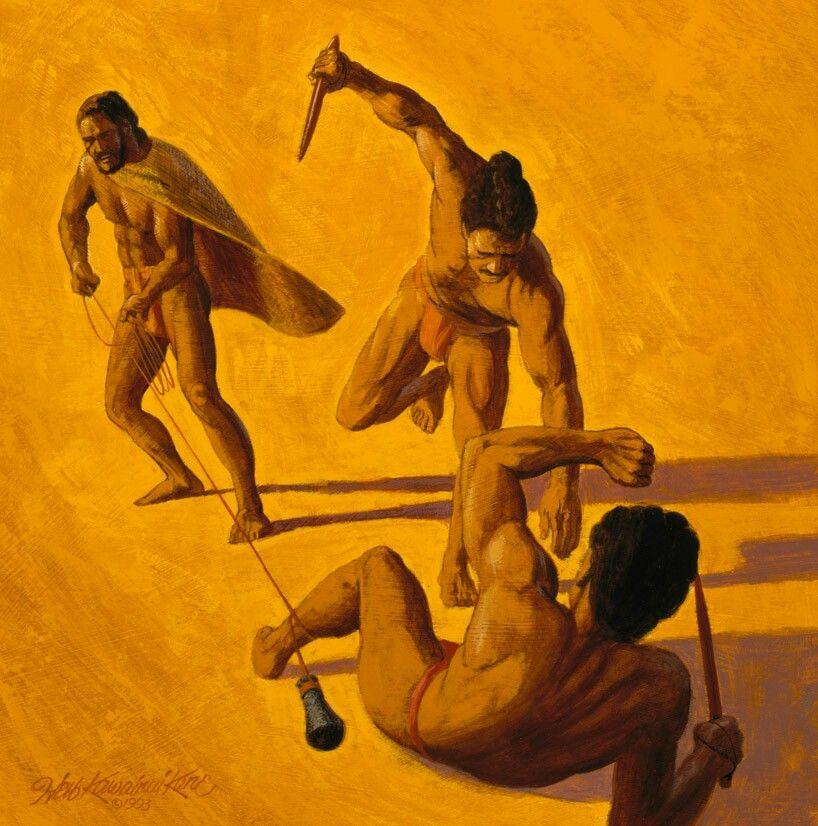 lua is the ancient hawaiian martial art it may seem like