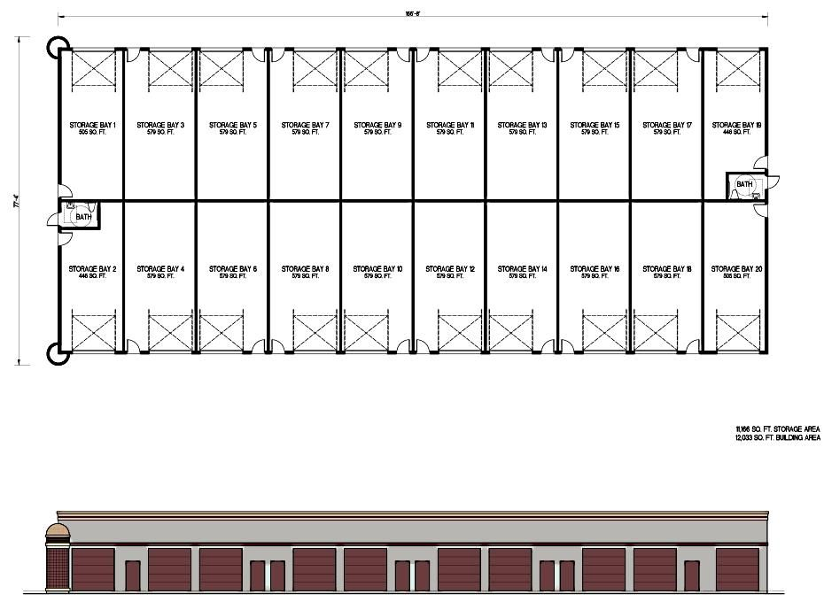 self storage unit floor plans diy mini storage building