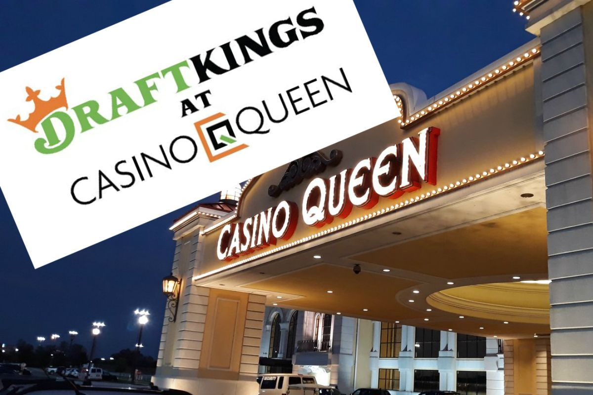 DraftKings Slaps Name on Casino Queen Riverboat in