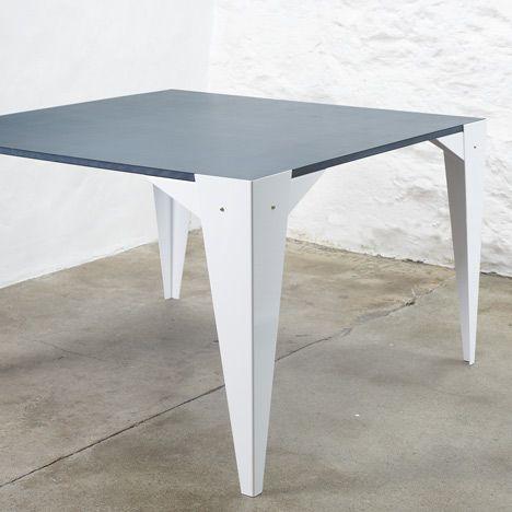 New Standard Table By Fredrik Paulsen