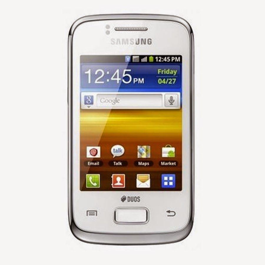 Full Firmware For Device Samsung Galaxy Y Duos S6102