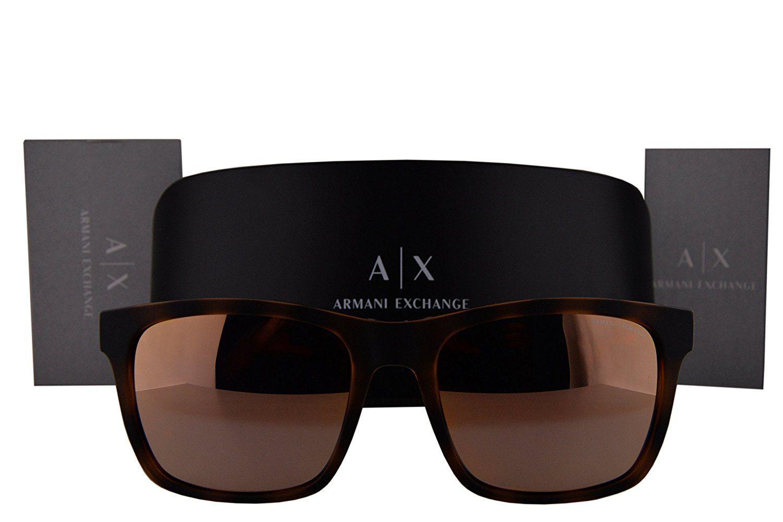 695f097fd076f9 Armani   Exchange AX4063S     Les lunettes de soleil Emporio Armani sont  faites de