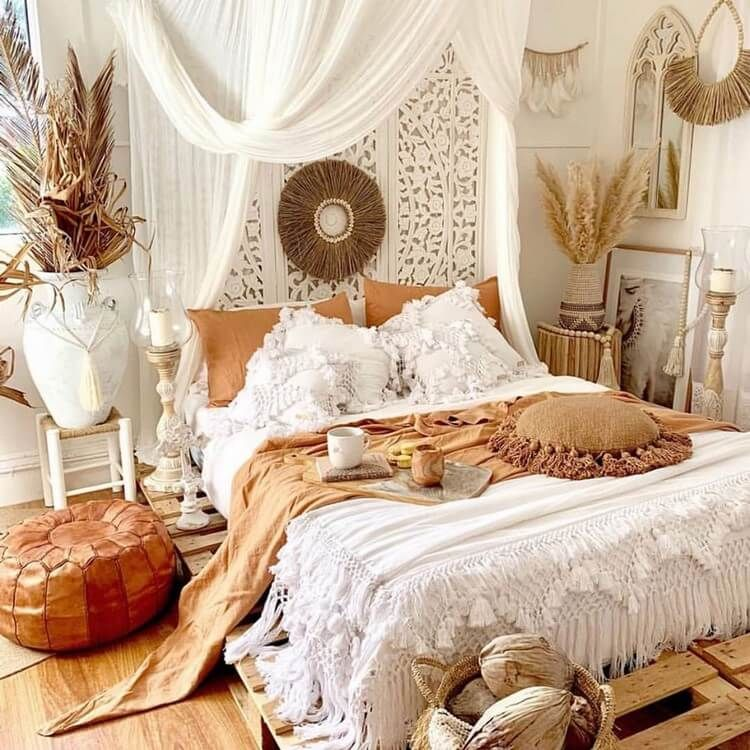 Creative Bohemian Bedroom Ideas You Will Love Bohemian Bedroom