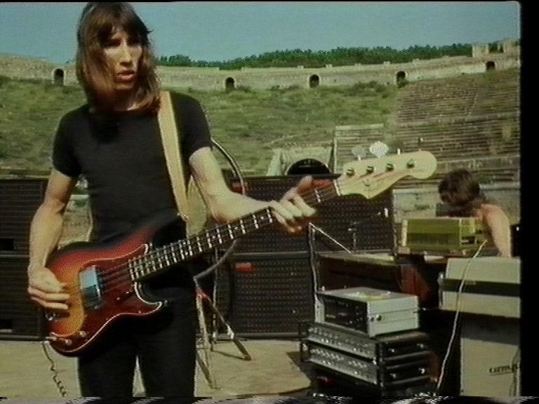Pink Floyd Live at Pompeii  We will never be the same | To
