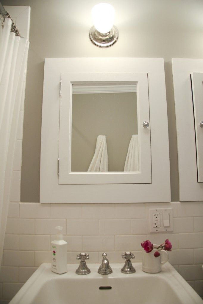 Benjamin Moore Seattle Mist Walls, Super White Trim