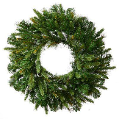 Cashmere Unlit Christmas Wreath - A118347