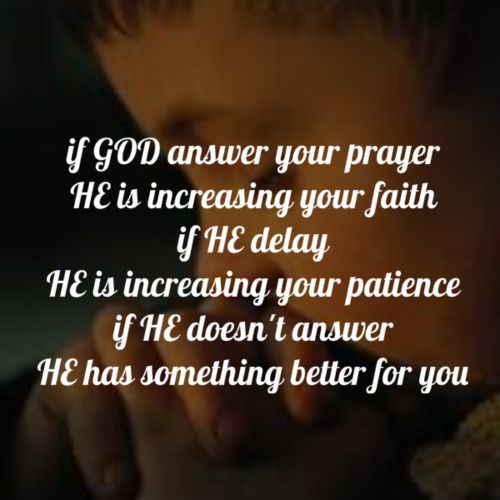 Image result for GOD'S PLANS CAUSE DELAYS