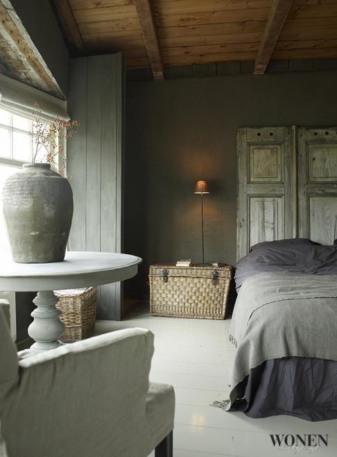 Woonmagazine | Zolder | Pinterest - Slaapkamer, Slaapkamers en ...