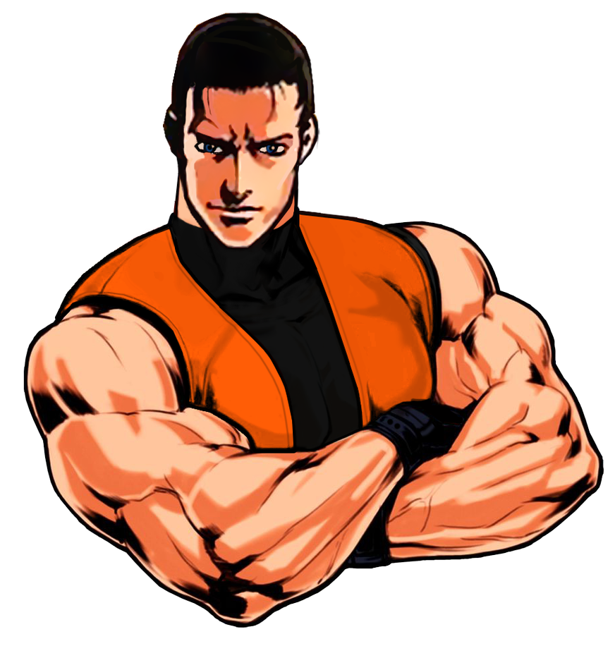 Robert Garcia Kof King Of Fighters By Adeadhitya King Of