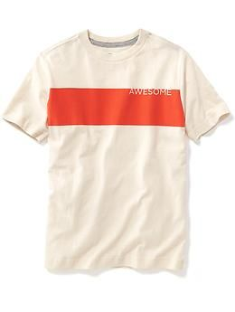 Graphic Tee for Boys   Old Navy