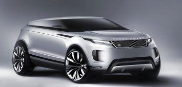Photo of New Range Rover Evoque: Design Sketches