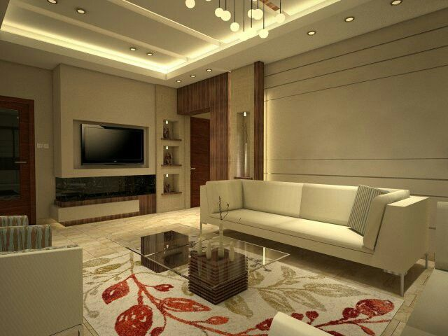Living room Eve Interior Design Amman, Jordan | interior design ...