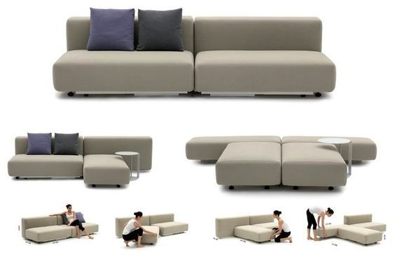 414.jpg 640×418 pixels: | Modern sofa bed, Sofa couch design