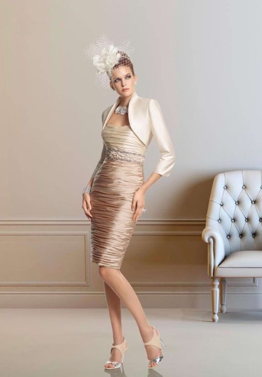 bridal suits for older brides | ... of The Bride Dresses: Mother of ...