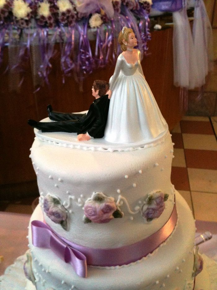 Funny Wedding Cakes Toppers