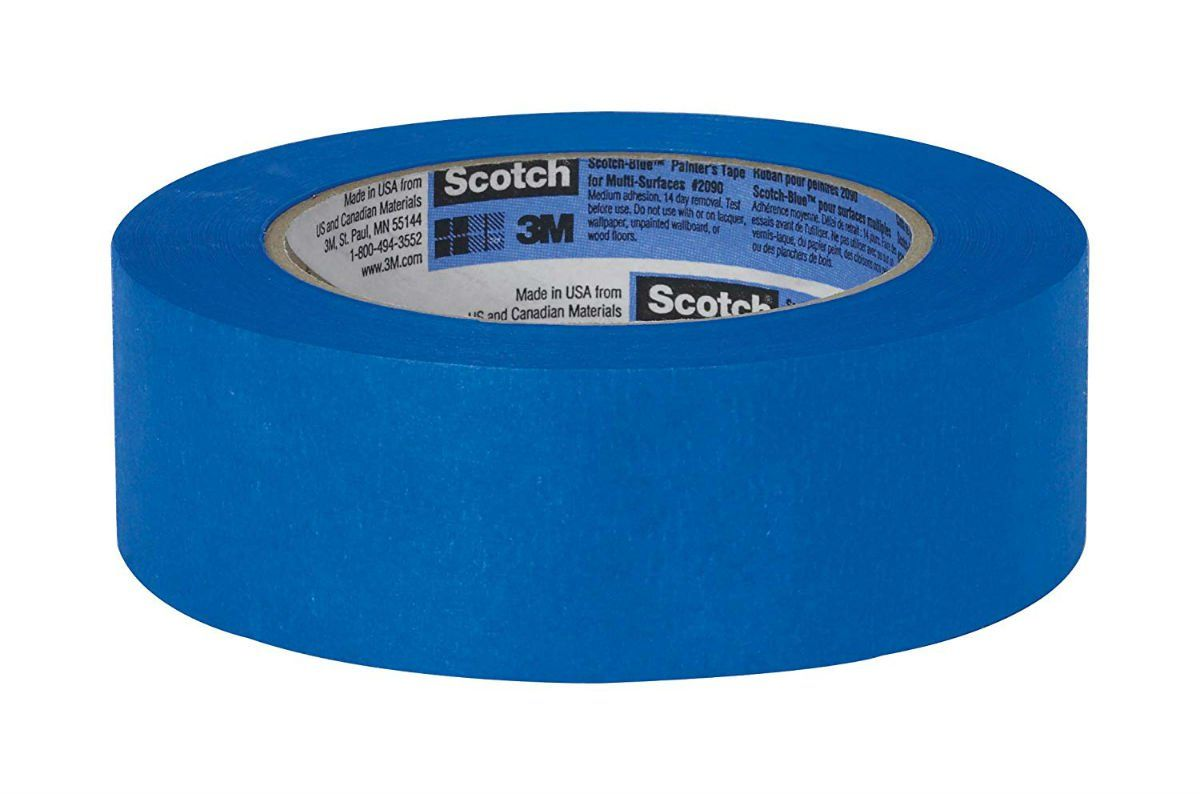 The Best Painter S Tape For Your Next Project Painters Tape Tape Masking Tape