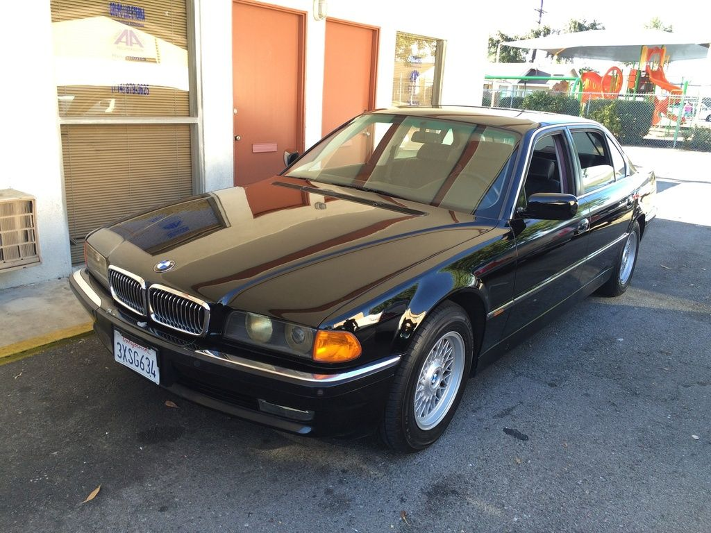 1998 Bmw 7 Series 740il 1950 Cars Pinterest Bmw Cars And