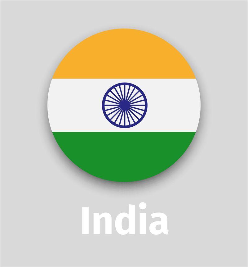 India Flag Round Icon With Shadow By Smartstartstocker Thehungryjpeg Com Icon Spon Flag India Thehungryjpeg Adver Di 2020