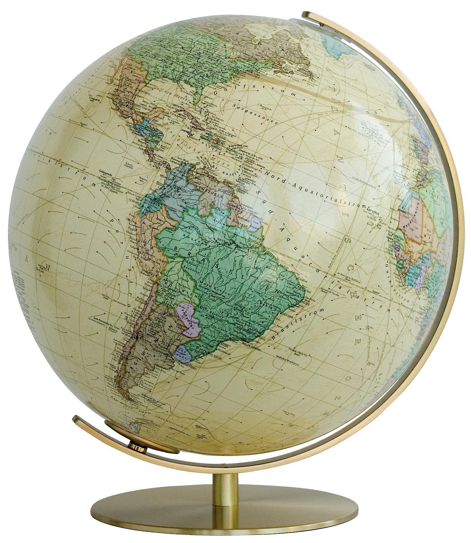 Globe Terrestre Royal De Columbus Mappemonde Globe Globe Globe Terrestre
