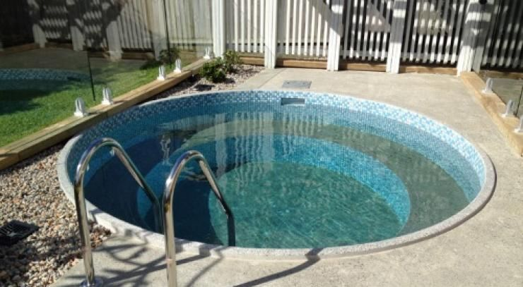 Standard garage door sizes   Plunge pool, Swimming pools ...