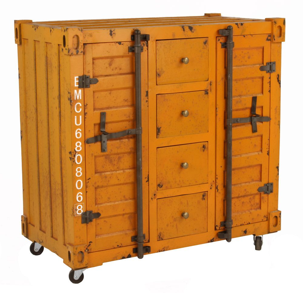Shipping Container Combo Cabinet | Things I like for the home ...