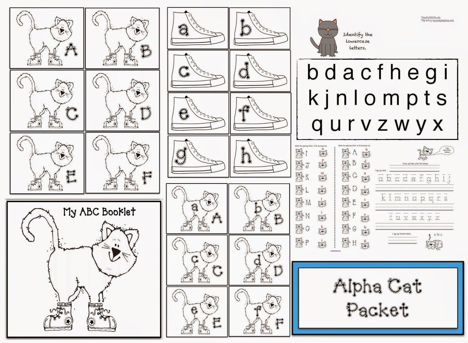 Alpha Cat Packet