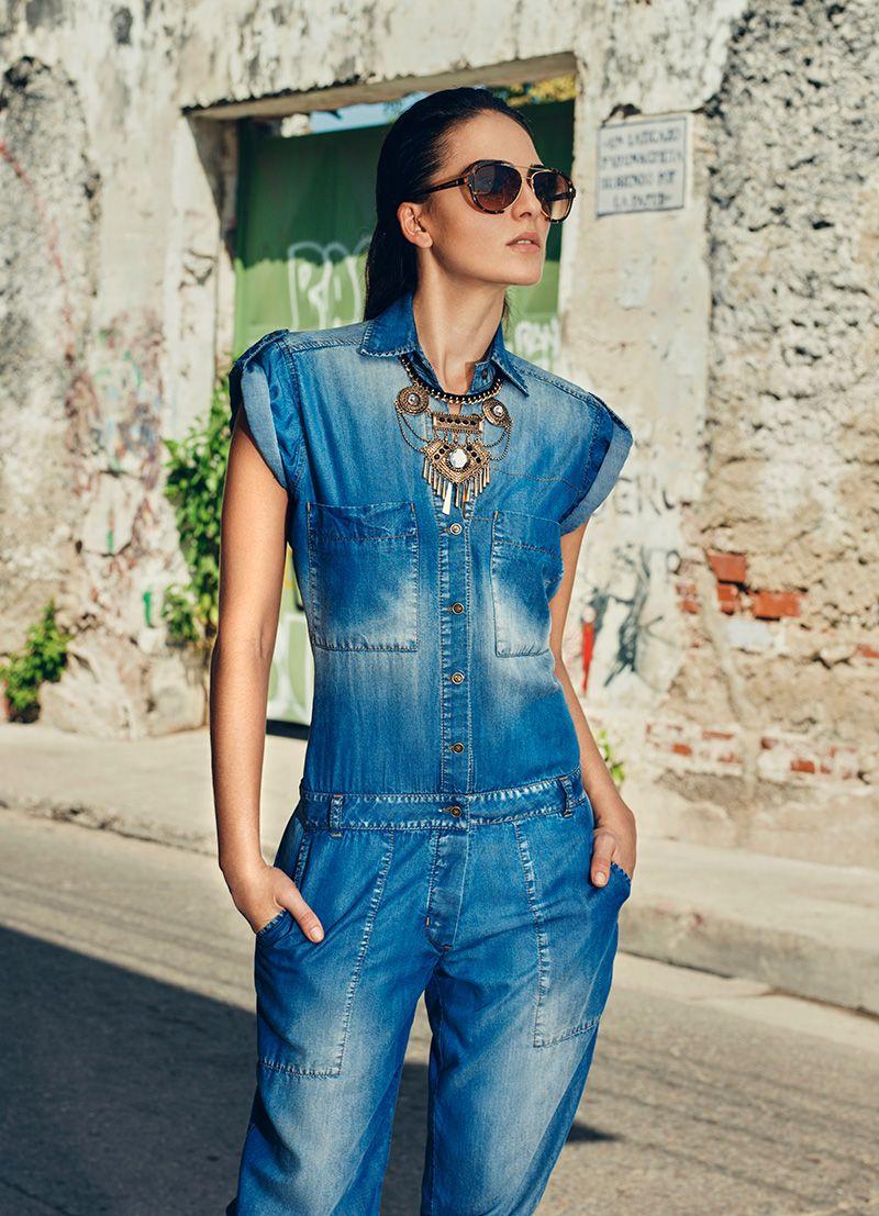Pin De Gabriela Verbena En Denim Pantalones De Moda Mujer Moda Ropa