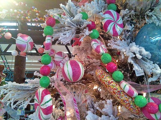 image result for candy themed christmas christmas village at lbf candy themed christmas decorations