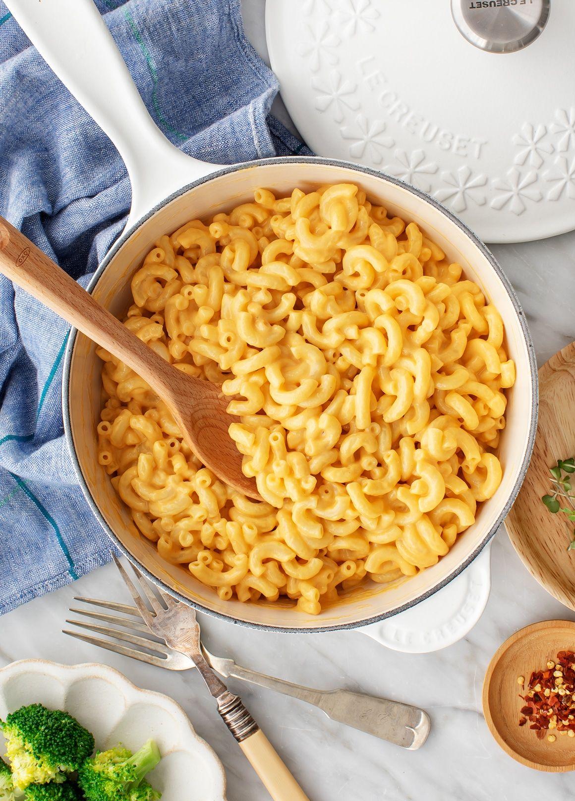 Vegan Mac And Cheese Recipe Love And Lemons Recipe In 2020 Vegan Mac And Cheese Yummy Pasta Recipes Mac And Cheese
