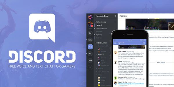 Discord is a freeware VoIP software and digital