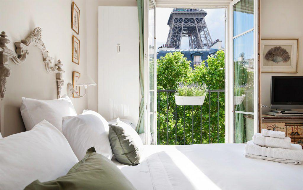 6 Paris Perfect Stays With Seductive Eiffel Tower Views ...