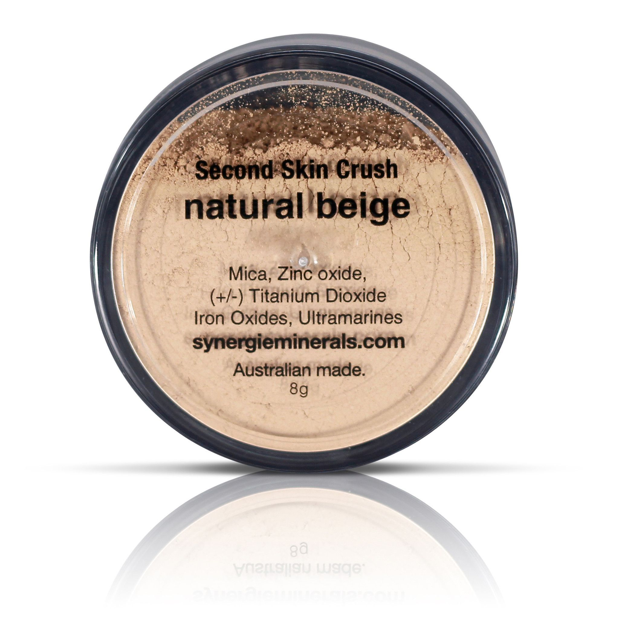 Synergie Minerals SECOND SKIN CRUSH (Loose Mineral Powder