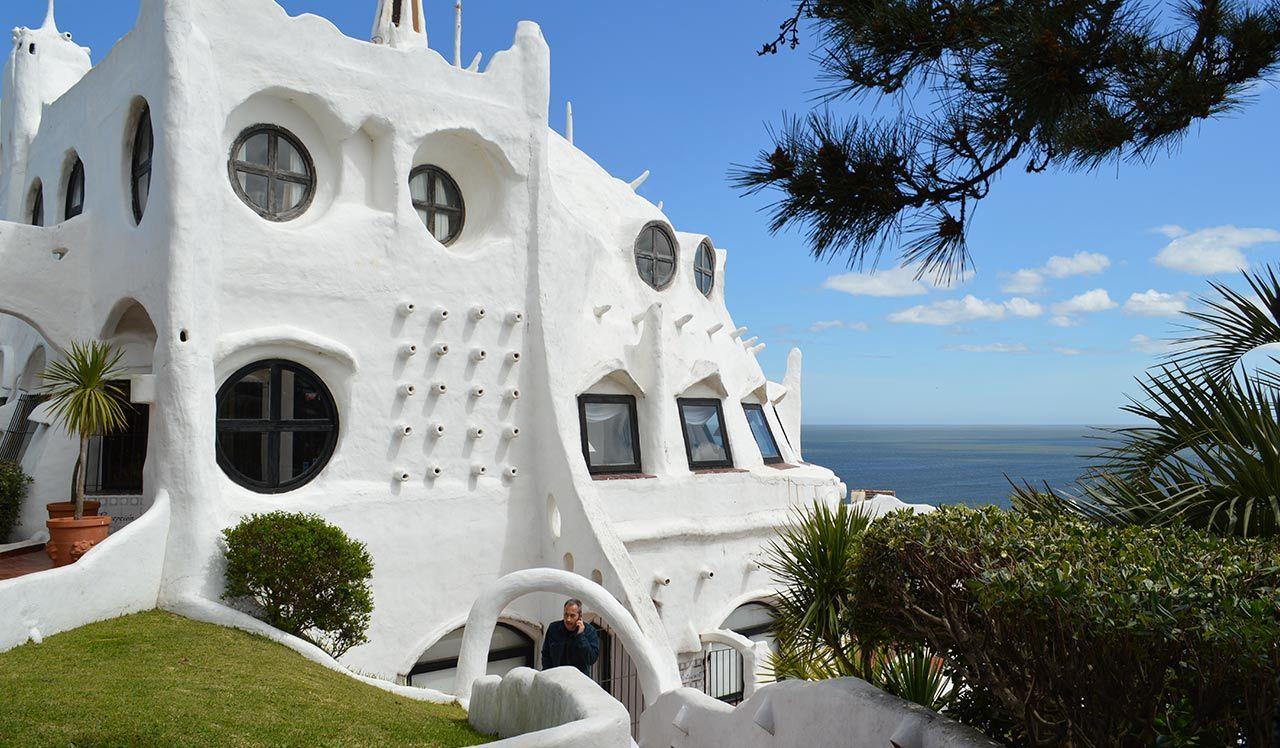 Casa Pueblo, Uruguay, Carlos Paez Vilaró | Arquitectura ...