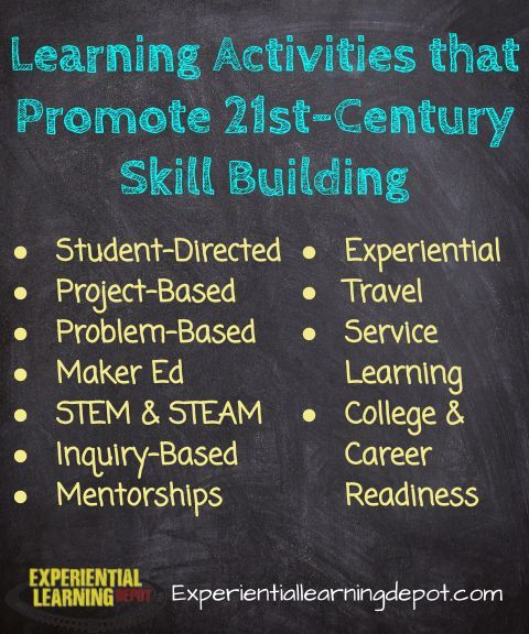 How to Add 21st-Century Skills to Your Curriculum