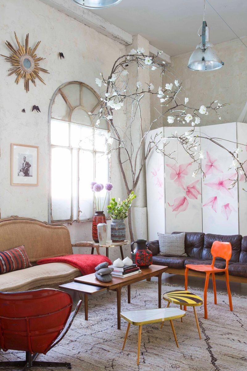 Casa-estudio de Manolo Yllera | Pinterest | Pink rugs, Moroccan and ...