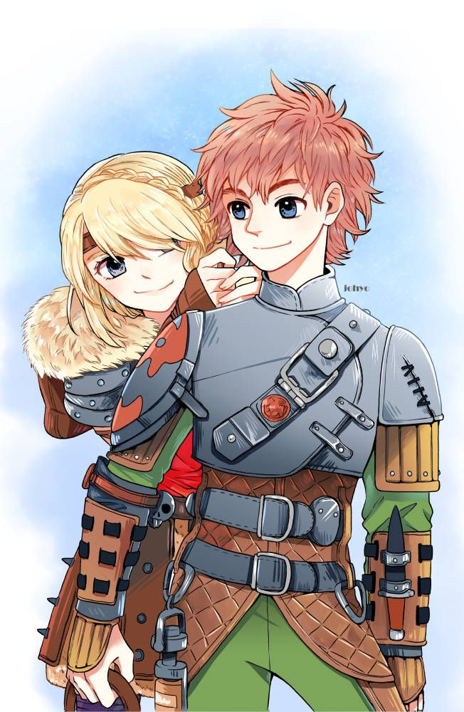 Pin On Hiccup And Toothless