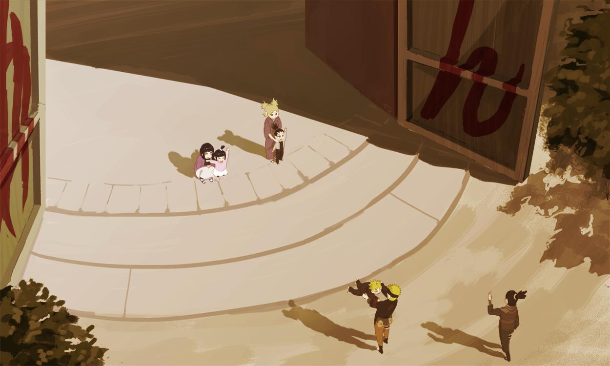 「NARUTO詰⑥+ツアーレポ」/「やこ」の漫画 [pixiv]