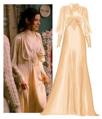 Sandra Bullock Wedding Dress Pic Expert Pinterest And
