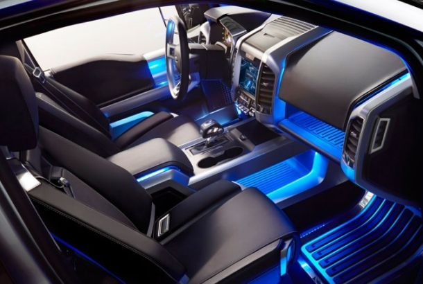 2016 Ford Bronco Raptor Interior Best Cars Pinterest Ford Bronco Ford And Interiors