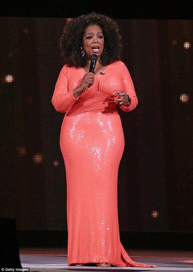 oprah winfrey kicks off sold out speaking tour in melbourne - Oprah Winfrey Halloween Costume