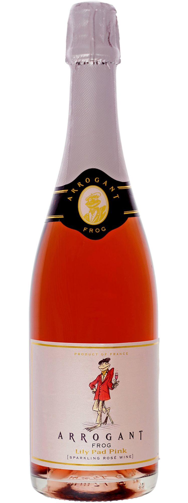 Arrogant Frog Lily Pad Sparkling Rose One Of The Best And Great Value Too Lily Pads Champagne Bottle Wine Bottle