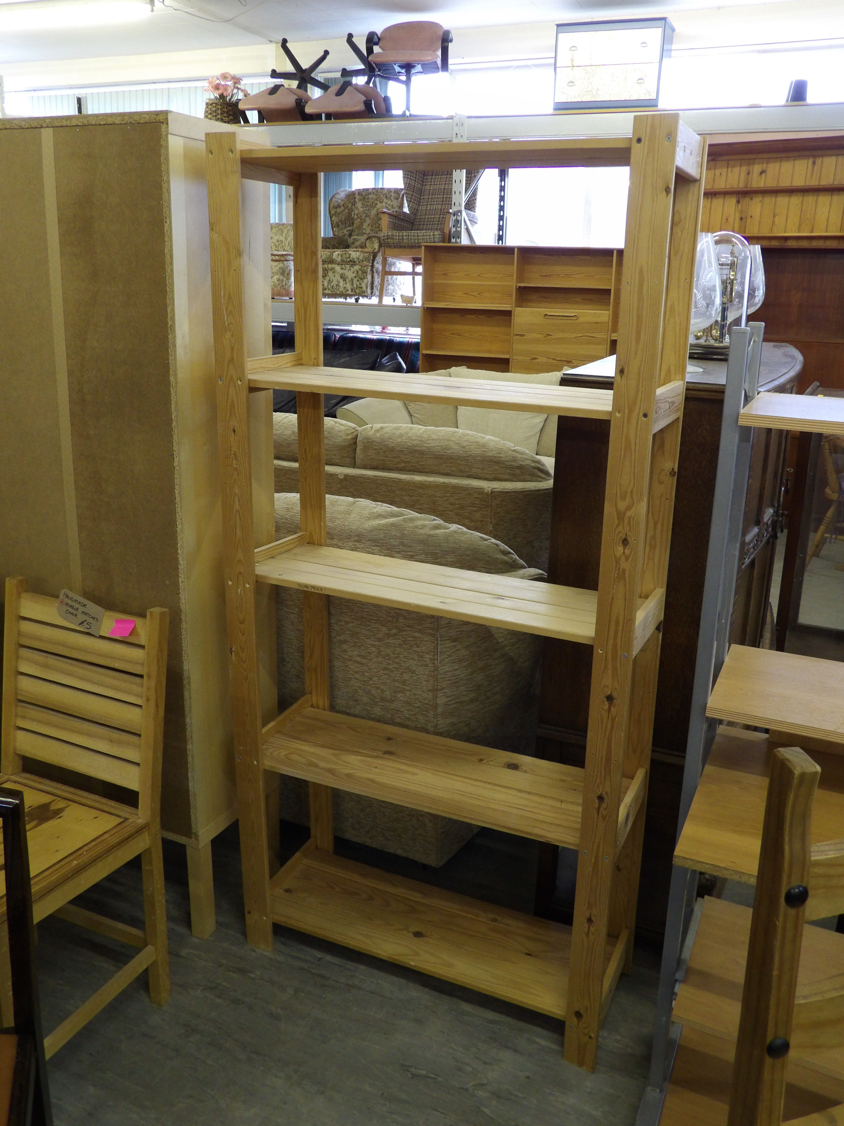 Pine shelves sold items pinterest pine shelves pine and